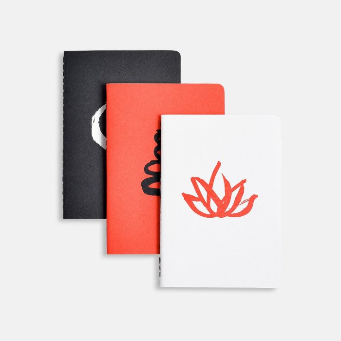 Zen Vanguard Notebooks