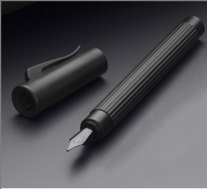 Graf von Faber Castell Tamitio Black Edition Fountain Pen