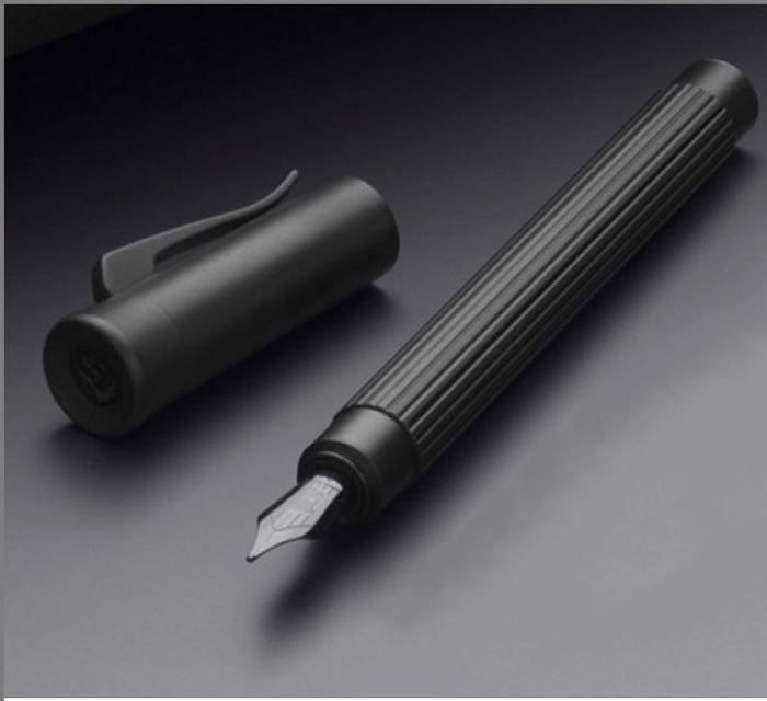 Graf von Faber Castell Tamitio Black Edition Fountain Pen