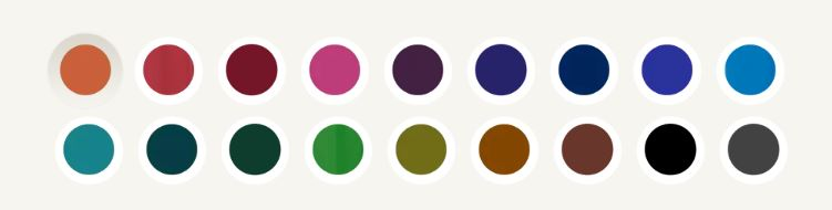 Faber-Castell Ink Colors